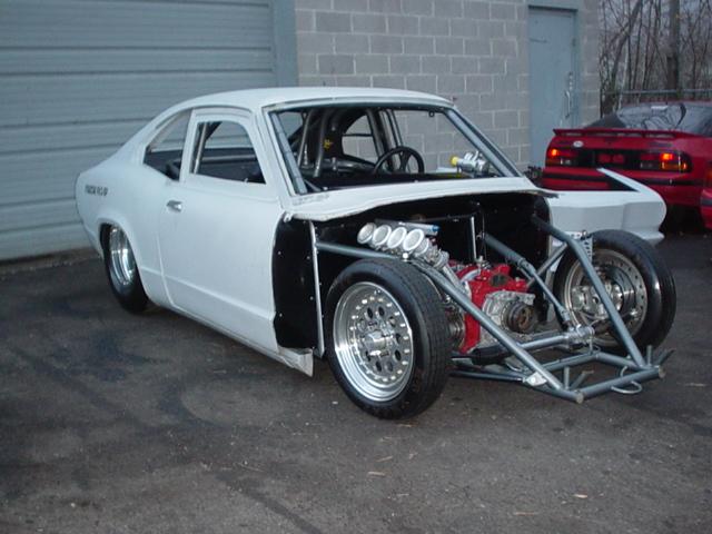 Best Looking Drag Car Ausrotary